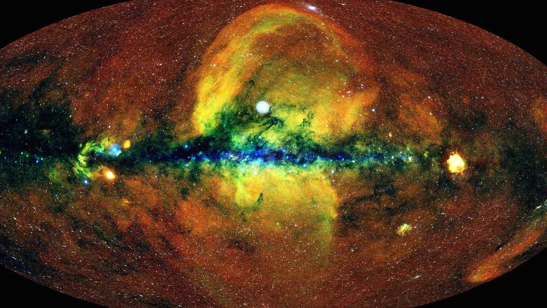 FOTOS: Un nuevo mapa completo del universo muestra más de un millón de objetos espaciales