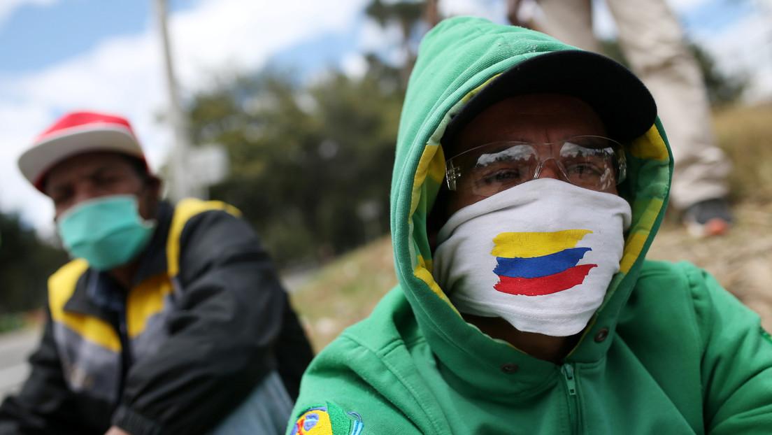 Récord de muertes por coronavirus en Colombia tras el fallecimiento de 111 personas en un día