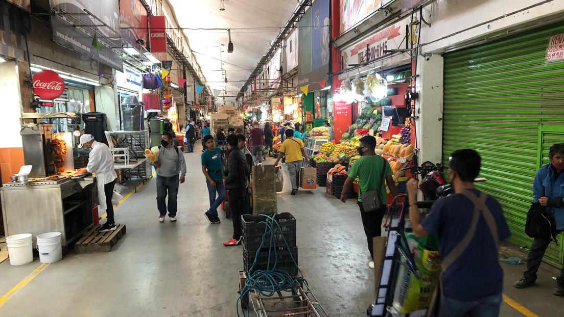 El mayor mercado de América Latina opera entre el miedo a los contagios y el descenso en los clientes