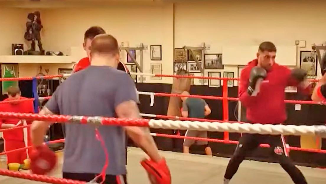 El boxeo, un deporte que reúne a unionistas y nacionalistas en el corazón de Irlanda del Norte