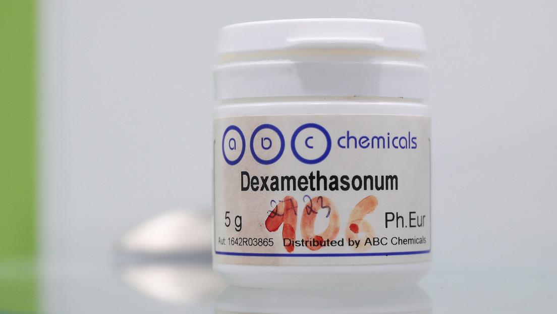La OMS pide aumentar la producción mundial de dexametasona para su uso contra el covid-19
