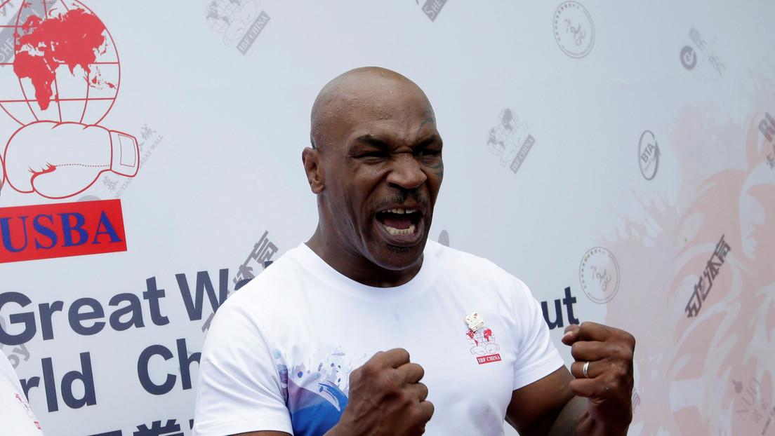 VIDEO: Mike Tyson demuestra su velocidad y potencia durante un entrenamiento para su regreso al boxeo