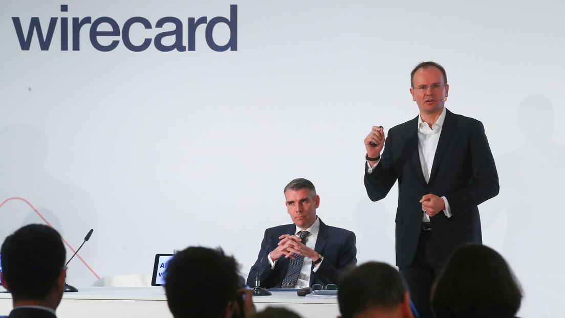 Arrestan al exdirector ejecutivo de la empresa alemana Wirecard