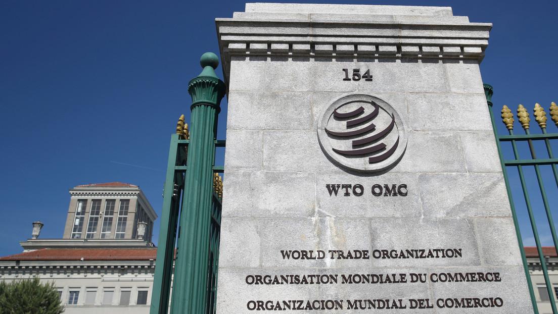 El comercio mundial se contrae un 18,5 % en el segundo trimestre del año