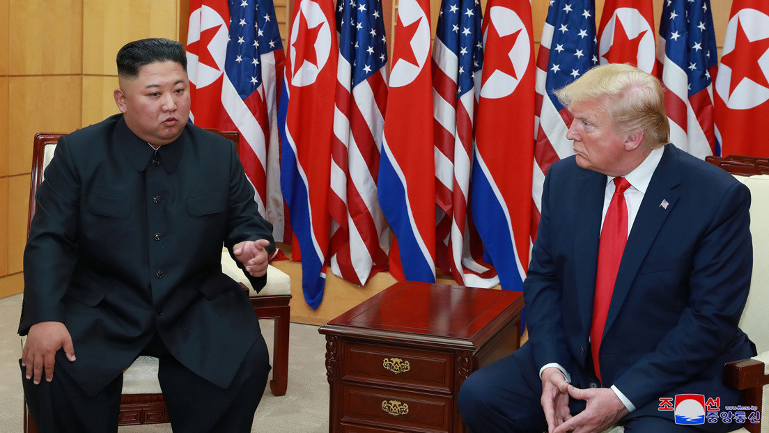 Bolton revela por qué Kim Jong-un deseaba que la cumbre con Trump se celebrara en suelo coreano