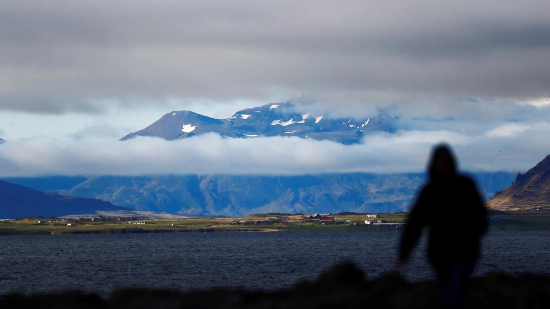 Más de 2.500 terremotos sacuden el norte de Islandia y provocan deslizamientos de tierras
