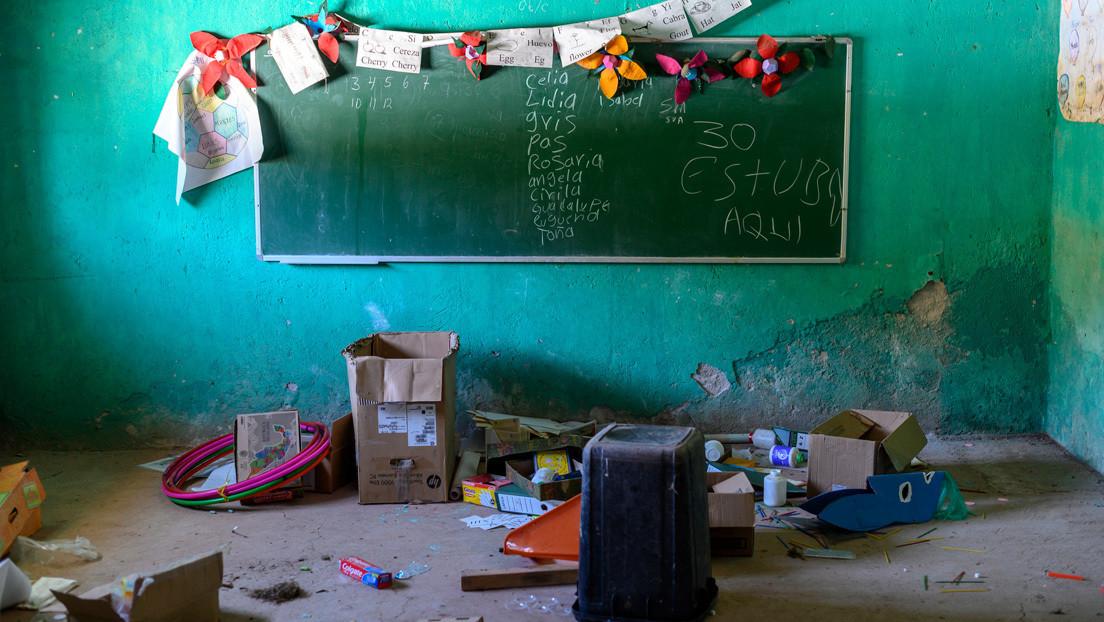 Casi 12 millones de niños ya estaban excluidos de la educación antes de la pandemia en Latinoamérica