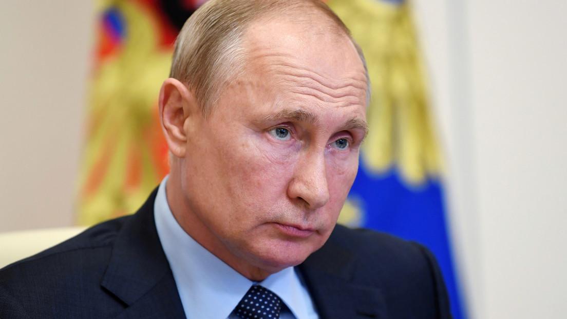 """Putin sobre la pandemia de covid-19: """"Logramos responder a un desafío de una dificultad colosal"""""""