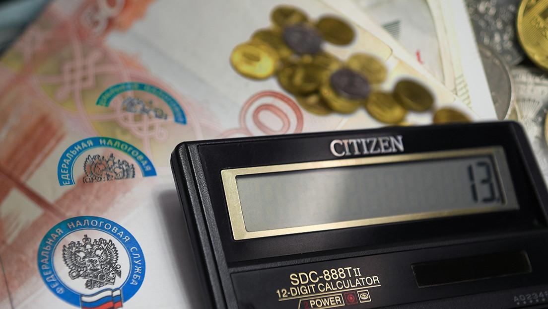Putin propone aumentar el impuesto sobre la renta a las personas adineradas