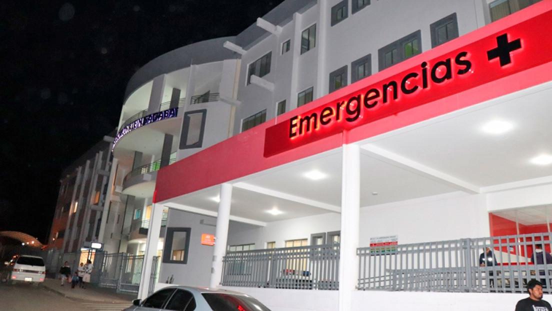 Un paciente con covid-19 fallece tras lanzarse de un tercer piso de un hospital en Bolivia