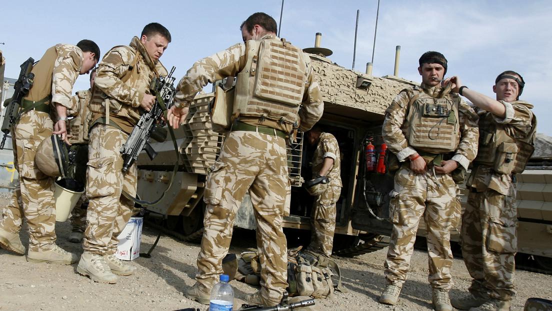 """Crímenes cometidos por soldados británicos en Irak quedaron """"impunes"""" porque el Gobierno envió oficiales no calificados para investigar"""