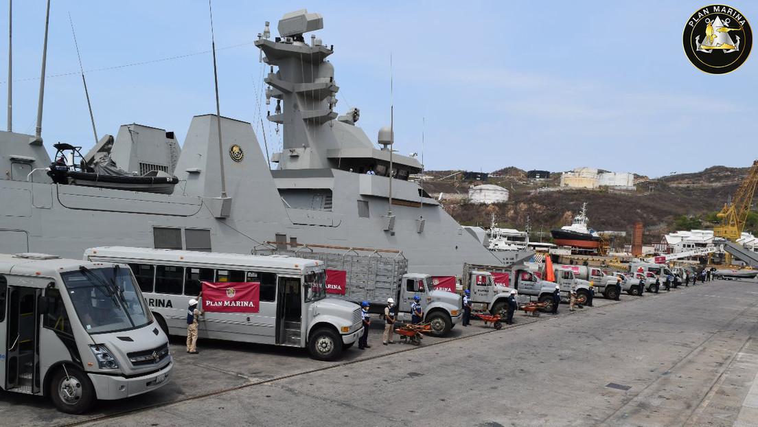 Retiran alerta de tsunami en Centroamérica y Ecuador tras el terremoto de magnitud 7,5 en México