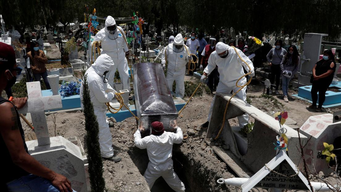 América Latina supera las 100.000 muertes por covid-19, con Brasil y México como los más afectados thumbnail