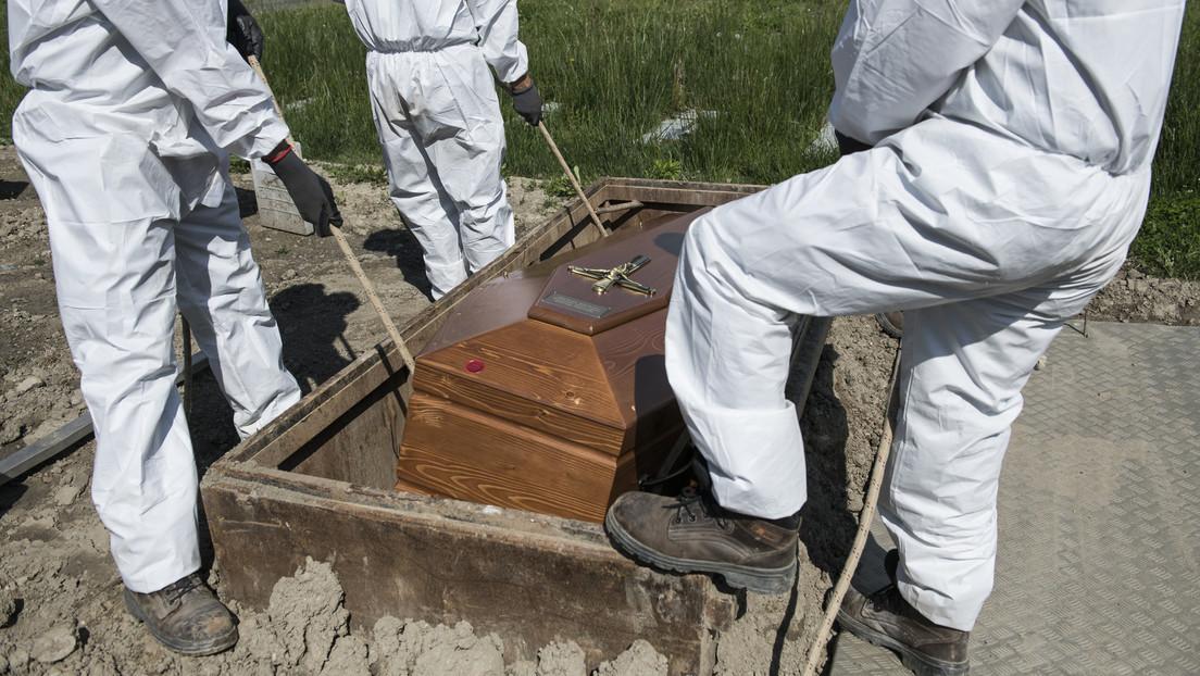 Italia: Ordenan exhumar 18 cuerpos de ancianos que murieron por coronavirus para realizarles la autopsia