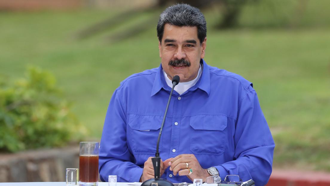Maduro anuncia su disponibilidad a someter su cargo a un referéndum en 2022