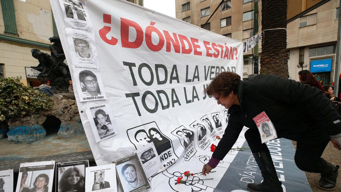 Tribunal condena a más de 13 años de prisión a seis exagentes de Pinochet por la desaparición forzada de dos opositores