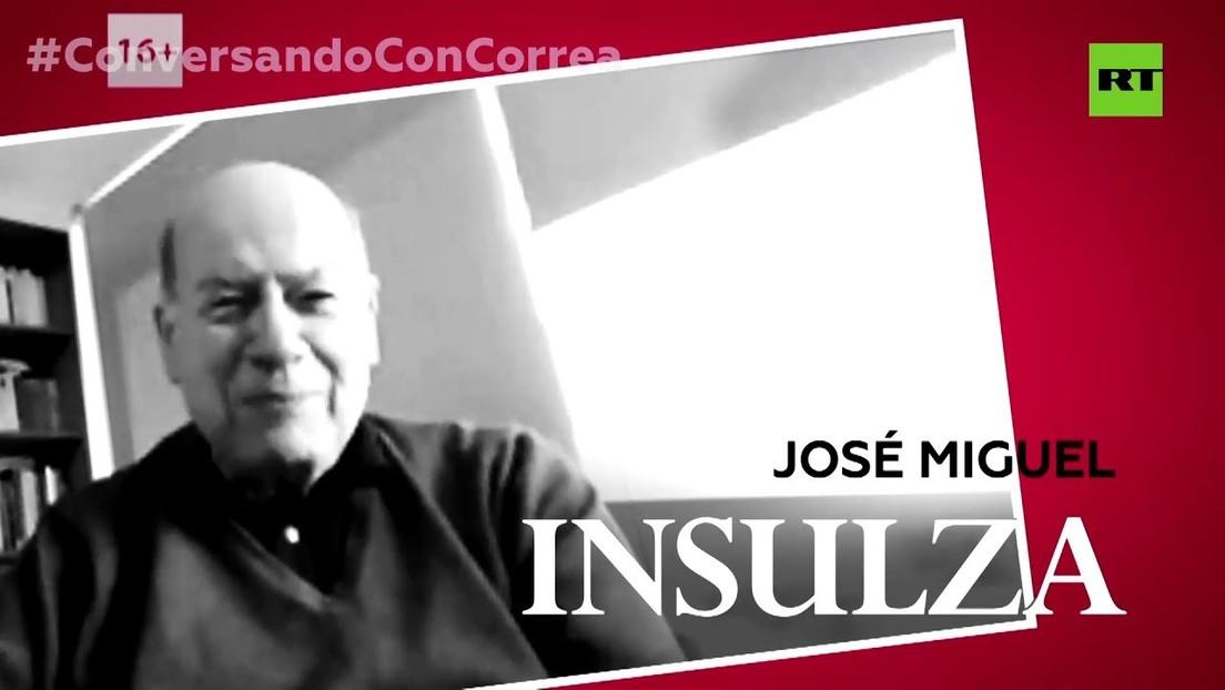 """José Miguel Insulza a Correa: """"Nadie en el mundo piensa que Juan Guaidó sea de alguna manera presidente de Venezuela"""""""
