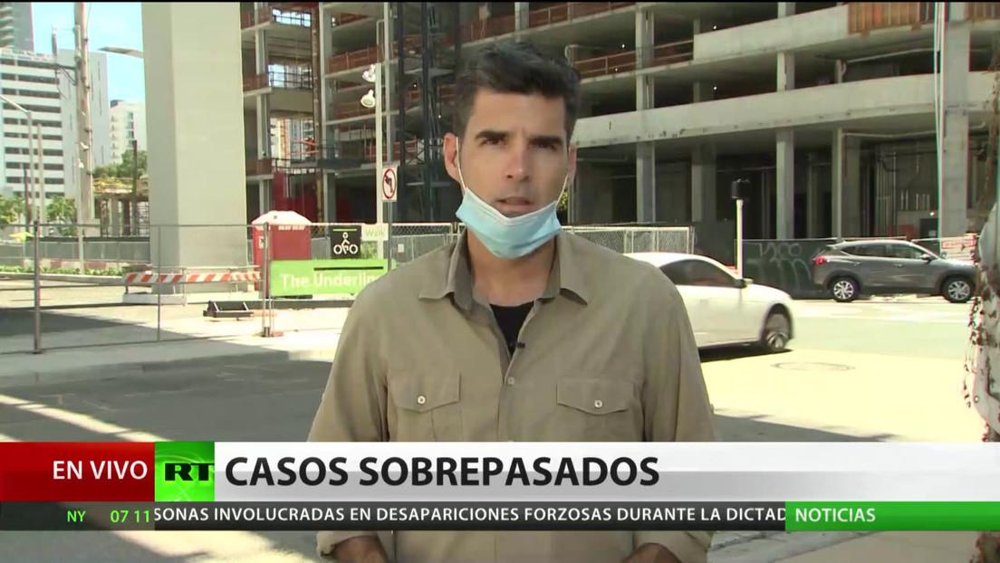 Racismo, mayor riesgo de infección y el paro: los retos de los latinos en EE.UU.