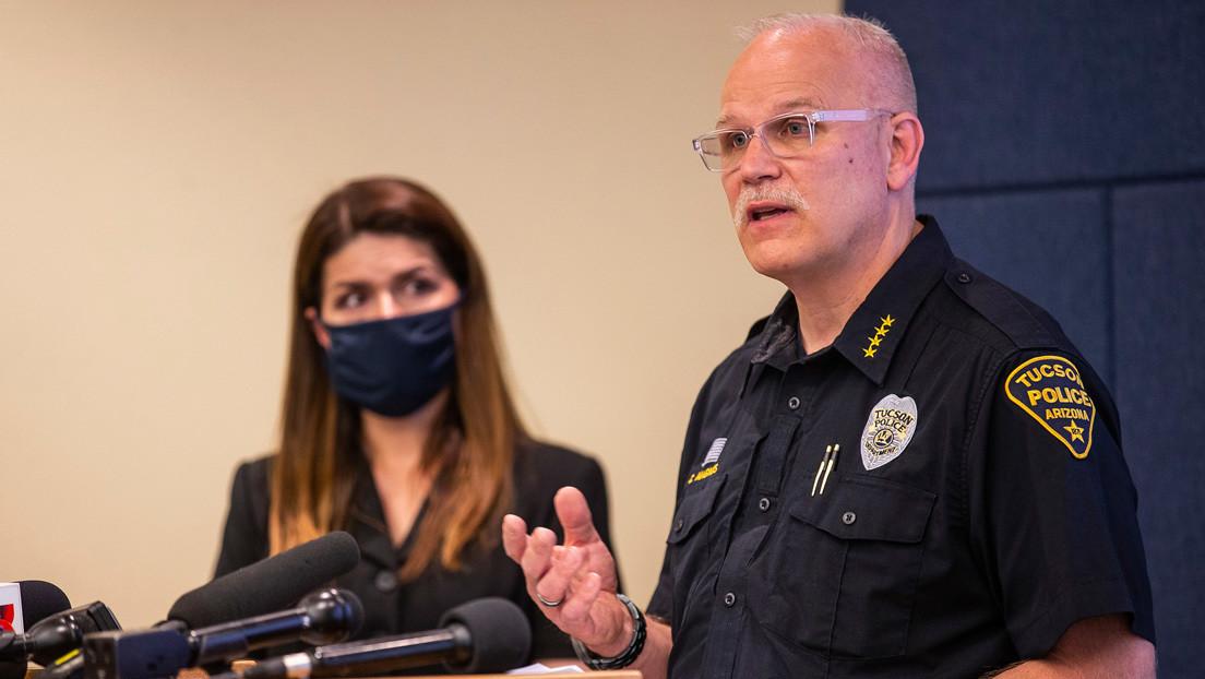EE.UU.: Renuncia el jefe de la Policía de Tucson tras la muerte de un joven hispano durante un arresto