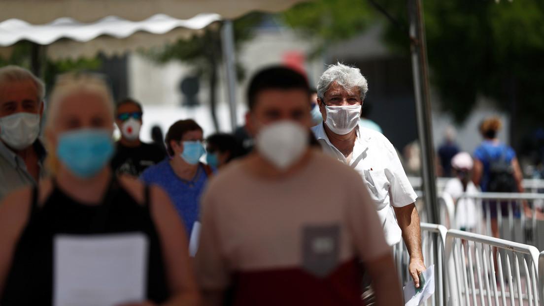 """La OMS elogia a España por el control de los rebrotes """"peligrosos"""" de coronavirus"""
