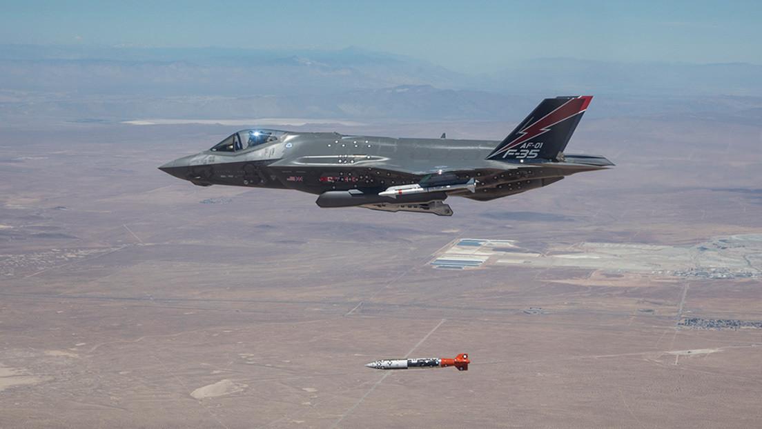 FOTOS: El caza sigiloso F-35A de EE.UU. podrá usar bombas termonucleares