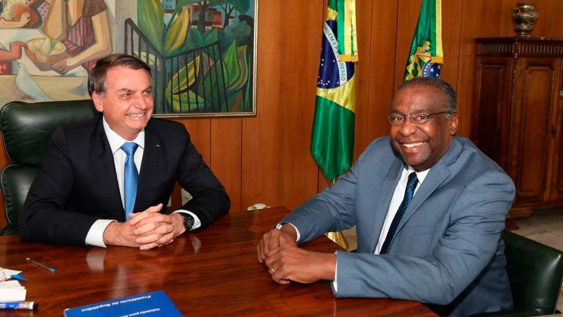 Bolsonaro nombra al nuevo ministro de Educación de Brasil
