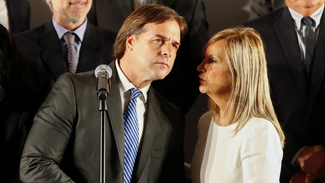"""""""Todo queda grabado"""": el escándalo de presunto espionaje que sacude a la vicepresidenta de Uruguay"""