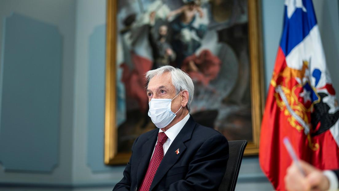Confirman en Chile la muerte por covid-19 del exarzobispo Bernardino Piñera, tío del presidente