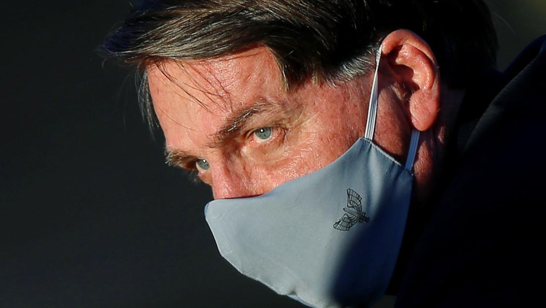 Bolsonaro dice que podría haber tenido coronavirus a pesar de sus pruebas negativas