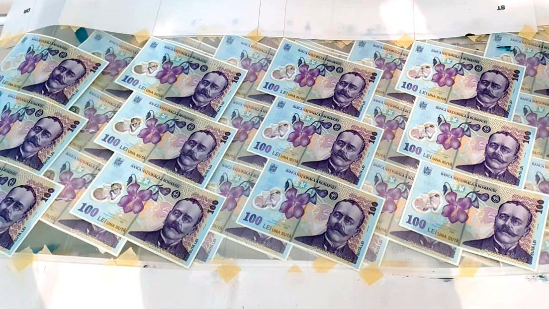 """Capturan al """"mayor falsificador de billetes de plástico del mundo"""", que los hacía casi indetectables (FOTOS)"""