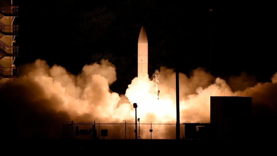 El Pentágono considera destruir misiles hipersónicos desde el espacio