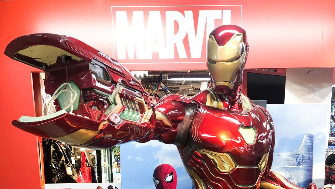 FOTO, VIDEO: Un fanático de Marvel crea un traje de Iron Man con una impresora 3D
