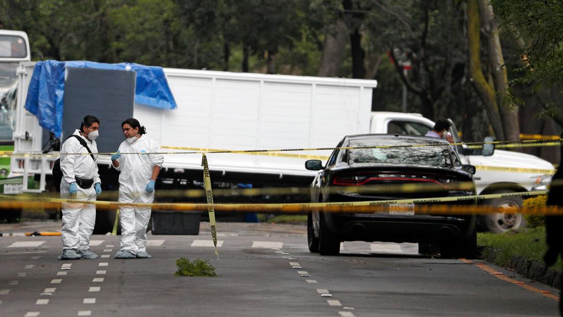 """Gobierno de México reconoce tras el atentado contra el jefe de la Policía capitalina que existía una """"amenaza"""" contra funcionarios"""