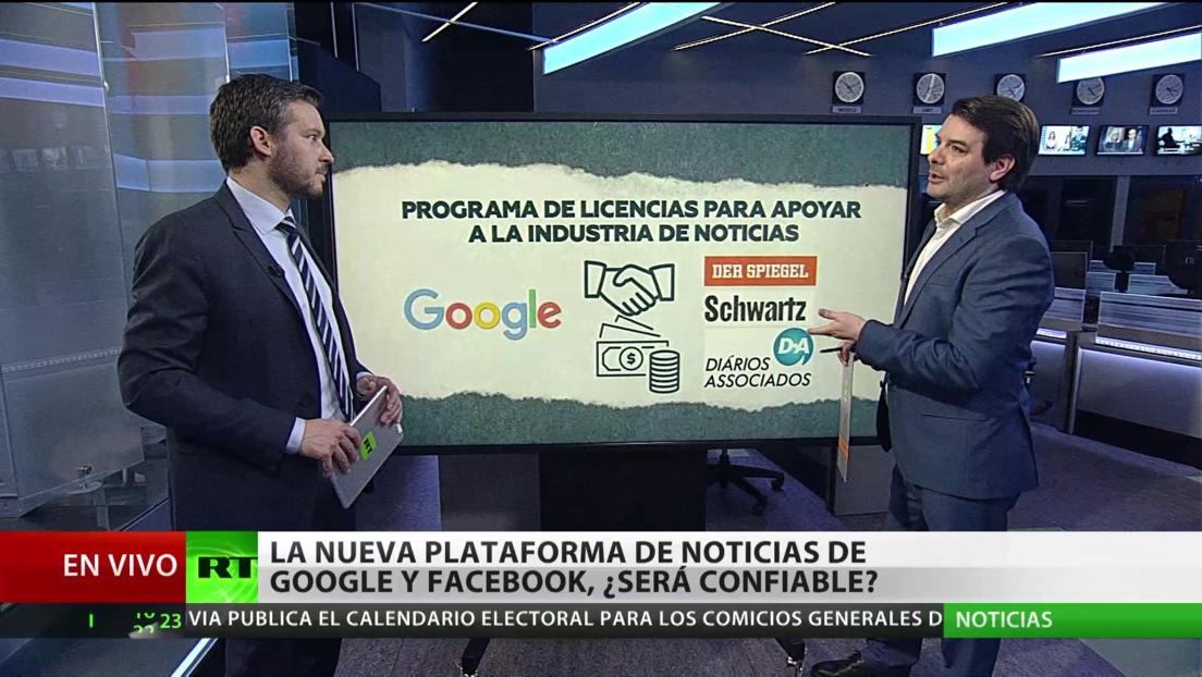 ¿Será confiable la nueva plataforma de noticias de Google?