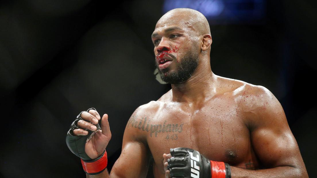 La estrella del UFC, Jon Jones, afirma que la cuarentena por covid-19  le ayudó tras el arresto