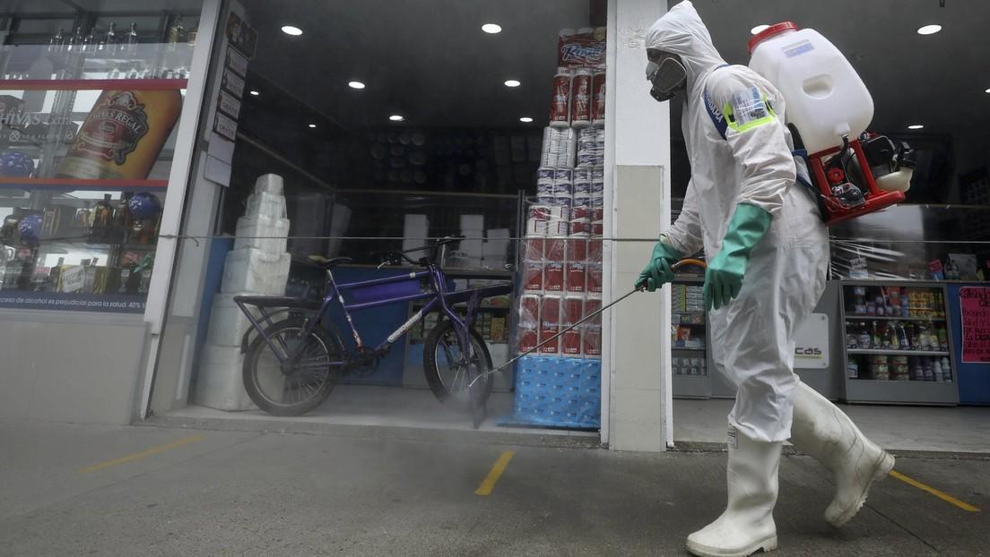 Colombia se acerca a las tres mil muertes por coronavirus