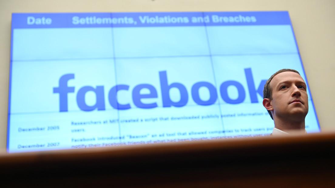 Zuckerberg pierde más de 7.000 millones de dólares después de que grandes anunciantes retiraran su publicidad de la plataforma