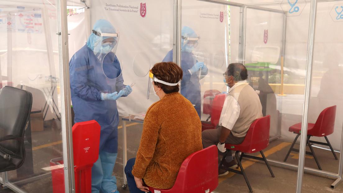 México suma un total de 212.802 infectados de coronavirus y 26.381 muertes