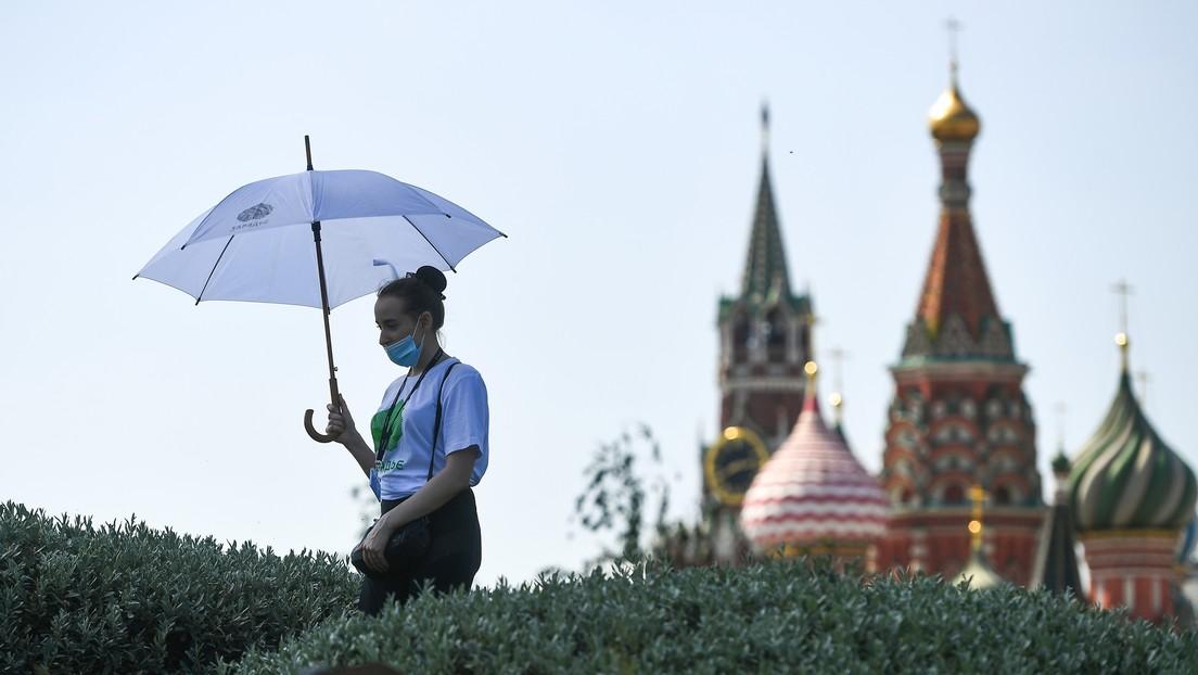 Rusia suma 6.791 nuevos positivos y 104 decesos por coronavirus en las últimas 24 horas