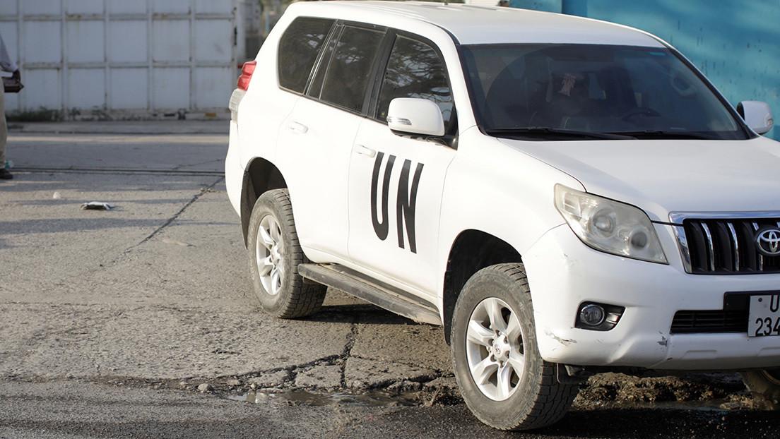 """La ONU se declara """"conmocionada y perturbada"""" por el video de un acto sexual en un coche oficial en Israel thumbnail"""