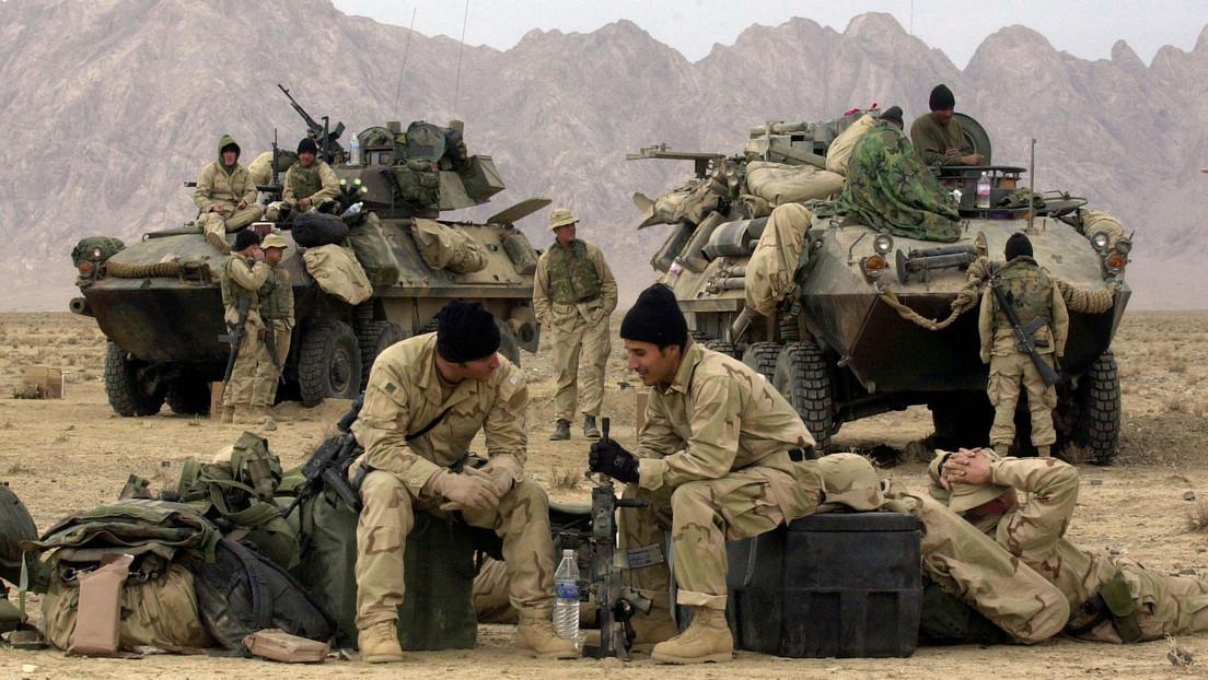 """""""Otro trabajo falso de NYT"""": Trump critica el artículo que vincula a Rusia con ataques talibanes a militares de EE.UU."""