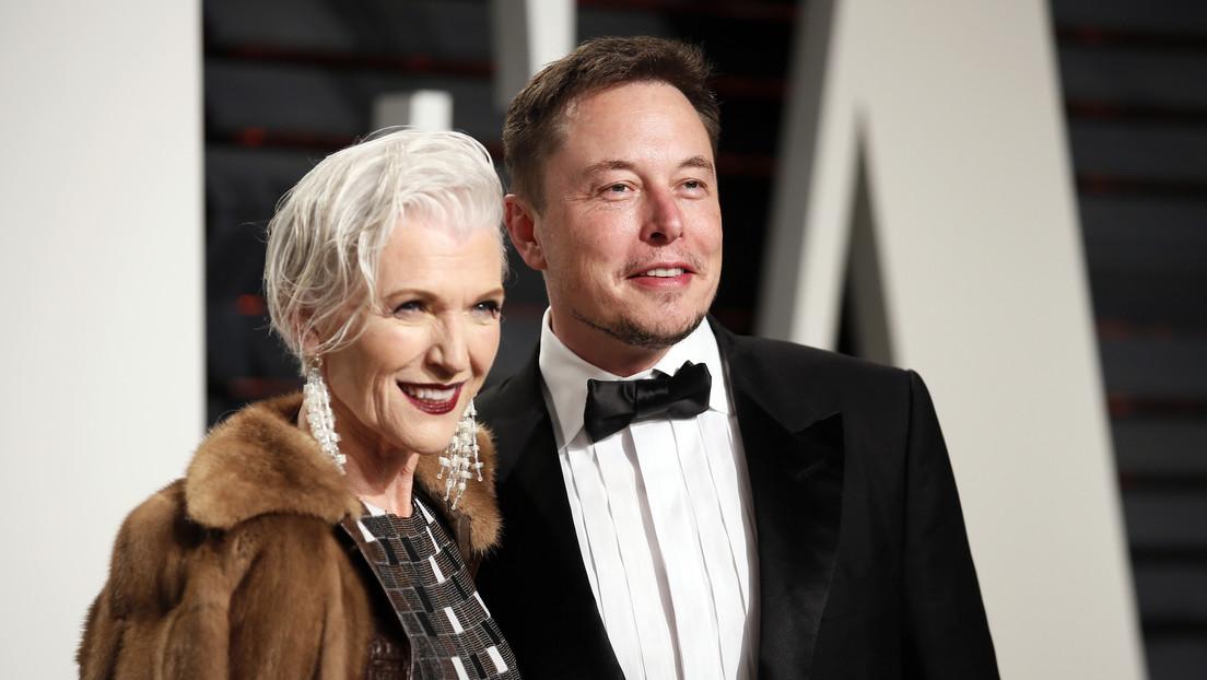 La madre de Elon Musk comparte una foto de la infancia del empresario en el día de su cumpleaños