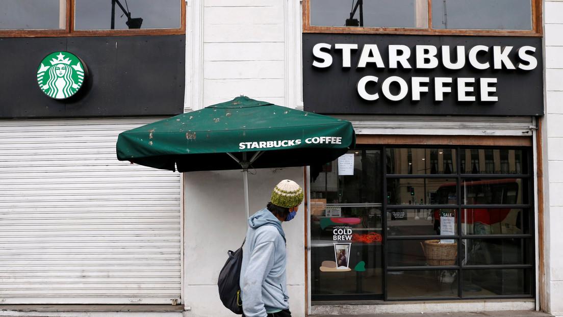 Starbucks suspende su publicidad en las redes sociales mientras crece la presión sobre Facebook