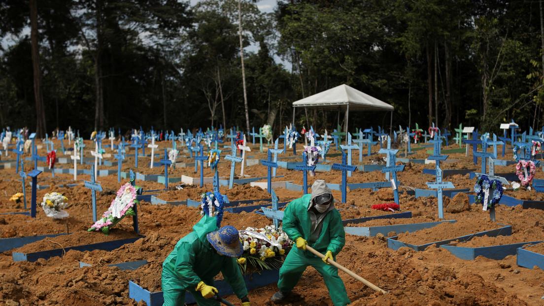 Las muertes por covid-19 en todo el mundo superan el medio millón