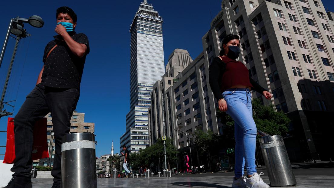 México registra más de 4.000 nuevos casos diarios de coronavirus y suma un total de 216.852