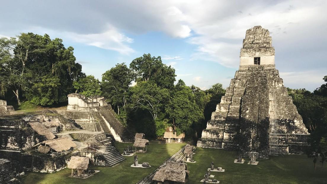 Descubren una posible causa del abandono de un gran centro de la civilización maya