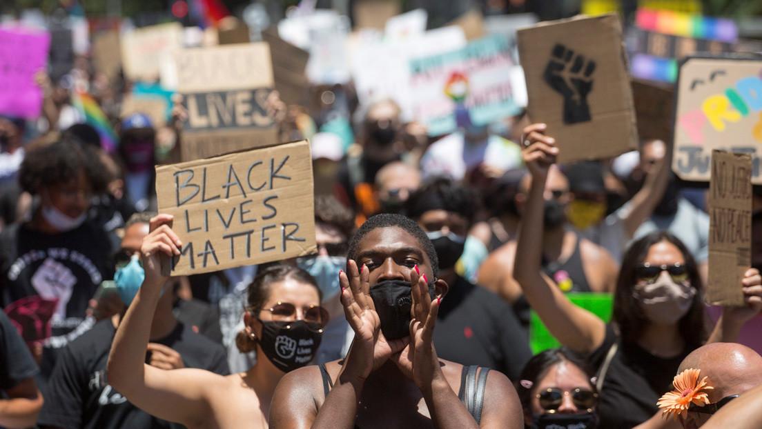De las Panteras Negras al Black Lives Matter: el 'poder negro' en EE.UU.