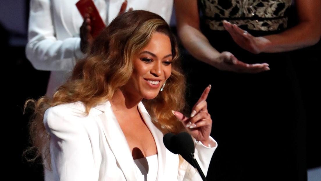 """Beyoncé recibe un premio humanitario, lo dedica a la igualdad racial e invita a votar para """"desmantelar el sistema racista y desigual"""" en EE.UU."""