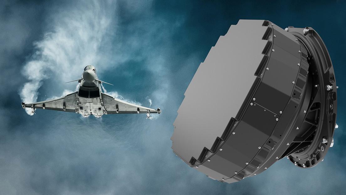Alemania y España arman sus cazas Eurofighter Typhoon con avanzados radares de barrido electrónico