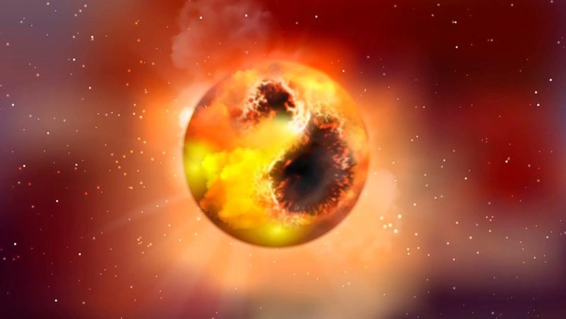 Las manchas gigantes de Betelgeuse pueden estar detrás de la atenuación sin precedentes de esta estrella